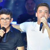 Show de Wesley Safadão tem filho roubando a cena e homenagem a Gabriel Diniz