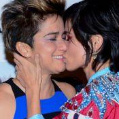 Casamento de Nanda Costa e Lan Lanh é comemorado por famosos: 'Lindas'