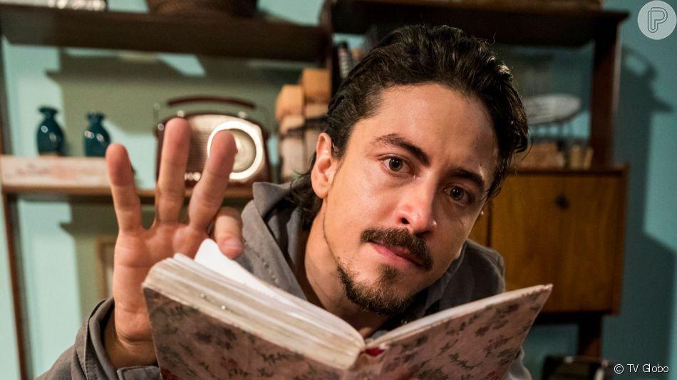 Jerônimo (Jesuita Barbosa) vai armar um novo golpe, usando a identidade de um investidor italiano chamado Andreas Moratti, e a 1ª vítima vai ser Mercedes (Totia Meireles), na novela 'Verão 90'.