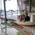 Thais Fersoza e o marido, Michel Teló, estão hospedados no hotel Azulik Tulum