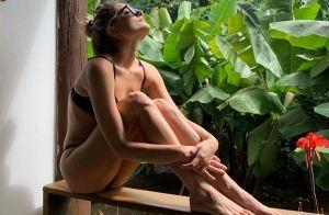 Xuxa exalta beleza de Sasha em foto de biquíni: 'Deus caprichou'. Veja clique!