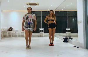 Passista em novela, Grazi Massafera mostra samba no pé ao som de Anitta. Vídeo!