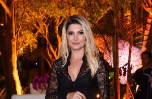 Decote e brilho: os looks de Simone, Galisteu e mais famosas em festa de Simaria