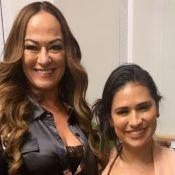 Simone mostra foto com mãe de Neymar e fãs citam Larissa Manoela. Entenda!