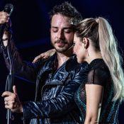 Junior vai às lágrimas em estreia de turnê com irmã, Sandy. Fotos do show!