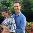 Ticiane Pinheiro foi paparicada pela primogênita, Rafaella Justus, na gravidez