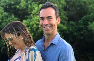 Filha recém-nascida de Ticiane Pinheiro dorme no colo da irmã, Rafa Justus. Veja
