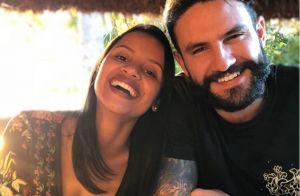 Gleici Damasceno mantém amizade com ex Wagner Santiago: 'A gente se respeita'