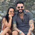 Ex-BBB Gleici Damasceno falou sobre relação com Wagner Santiago após fim do namoro