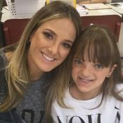 Tici Pinheiro elogia relação entre as filhas ao parabenizar Rafa: 'Carinhosa'