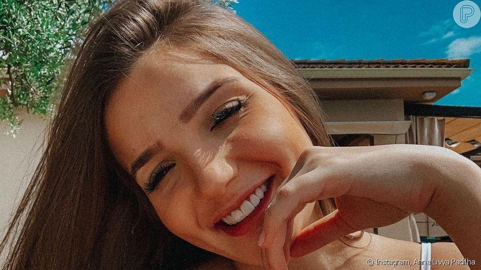 'Menina Fantasma' do SBT, Anna Livya Padilha nega fazer dieta, mas admite ao Purepeople 'Era muito descontrolada em comida'