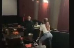 'Baila, baila!'. Sasha rebola e Xuxa dança em cinema após filme 'O Rei Leão'