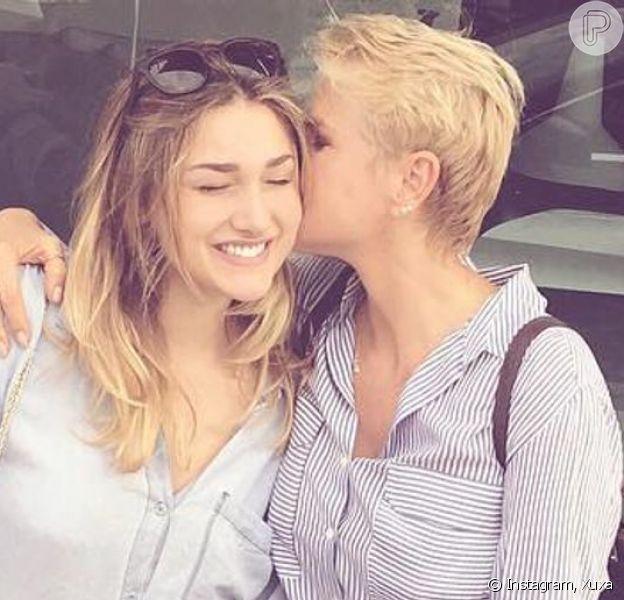 Xuxa e Sasha Meneghel surpreenderam com reação após acabarem de assistir 'O Rei Leão' em cinema