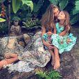 Grazi Massafera é mãe de Sofia, fruto da relação com Cauã Reymond