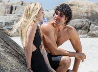 Novela 'Geração Brasil': Arthur beija Megan e descobre que ela finge estar cega