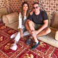 Munik Nunes e o marido, Anderson Felício, participaram do ' Power Couple 3', da RecordTV