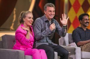Luciano Huck chama Angélica por apelido e se declara: 'Prazer viver com você'