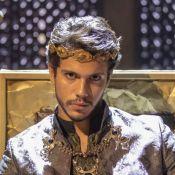 Willean Reis define rei Acazias, vilão da novela 'Jezabel': 'Tem sede de poder'