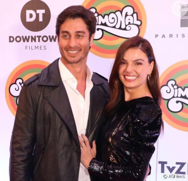 Famosos prestigiam première do filme 'Simonal' em cinema na Zona Sul do Rio de Janeiro, na noite desta terça-feira, 06 de agosto de 2019