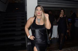 Puro luxo! Pepê e Neném combinam look em festa de R$ 150 mil com famosos