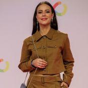 Paolla Oliveira mostra vídeo de dança sensual e famosos elogiam: 'Que rebolado'