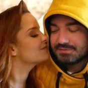 Pose de Maiara e Fernando Zor em foto gera confusão: 'Anúncio de gravidez'