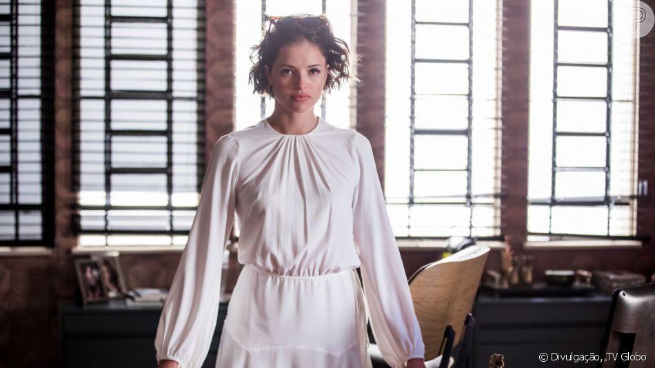 Agatha Moreira rejeita defender a vilã Joseane da novela 'A Dona do Pedaço': 'Não tem como, mas entendo a Maria da Paz (Juliana Paes)'
