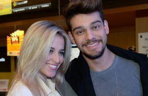 Lucas Lucco e Lorena Carvalho ficam noivos: 'Escrevendo mais um capítulo'. Vídeo