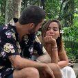 Namoro de Anitta e Pedro Scooby foi assumido durante viagem pelas Ilhas Maldivas no começo de junho de 2019