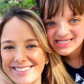 Ticiane Pinheiro curte momento com filha mais velha: 'Atenção para Rafinha'