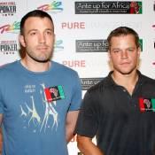 Ben Affleck e Matt Damon preparam série para canal de ficção científica