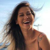 Veja resultado de preenchimento labial de Mayra Cardi: 'Rechonchuda e discreta'