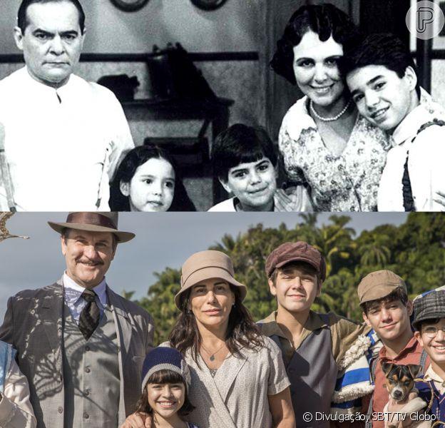 A novela 'Éramos Seis' ganhará nova versão em setembro na Globo. Confira 5 novidades da trama para as versões anteriores em matéria do Purepeople nesta segunda-feira, dia 09 de setembro de 2019