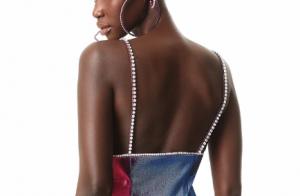 Marina Ruy Barbosa elege slipdress com cristal e brilha em evento glam em NY