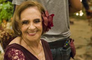 'A Dona do Pedaço': avó de Joana chama Maria pelo nome e a deixa desconfiada