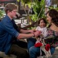 Rita (Alanis Guillen) recebe a notícia de que poderá ficar mais próxima de Nina na novela 'Malhação: Toda Forma de Amar'
