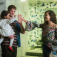 Rita (Alanis Guillen) recebe autorização de Lígia (Paloma Duarte) para ficar mais perto de Nina e Felipe (Pedro Novaes) na novela 'Malhação: Toda Forma de Amar'