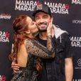 Maiara contou que se casaria com o namorado, Fernando Zor, se ele aprendesse um prato típico de Goiás