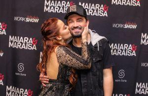 Namorado de Maiara, Fernando vai para cozinha com cantora: 'Aprendi com a sogra'