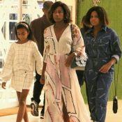 Elas cresceram! Gloria Maria passeia com as filhas Laura e Maria. Veja fotos