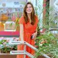 Mariana Goldfarb citou a importância de valorizar as imperfeições do corpo