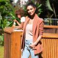 Débora Nascimento falou sobre a relação com a filha em entrevista