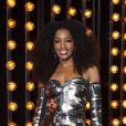 A cantora Iza vai vir à frente da bateria da Imperatriz Leopoldinense em 2020