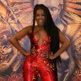 Carnavalesco da escola de samba comemorou Iza como rainha de bateria: ' Ela entendeu a importância de termos uma mulher negra, linda e com tamanha representatividade à frente da bateria'