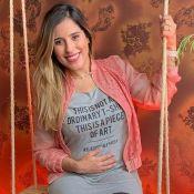 Camilla Camargo mostra reação do filho, Joaquim, ao ver sua imagem em vídeo