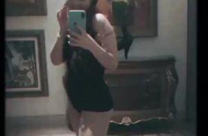 Maiara deixa corpo à mostra em look curto e provoca o namorado: 'Vingancinha'