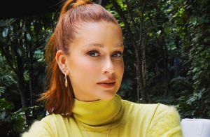 Marina Ruy Barbosa desabafa sobre rumores de gravidez na web: 'Cansada'