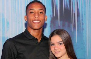 Mel Maia e namorado são comparados a Marquezine e Neymar: 'Super shippam!'