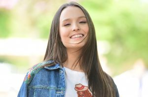 Larissa Manoela esclarece saída do SBT após fim de novela: 'Vontade de crescer'