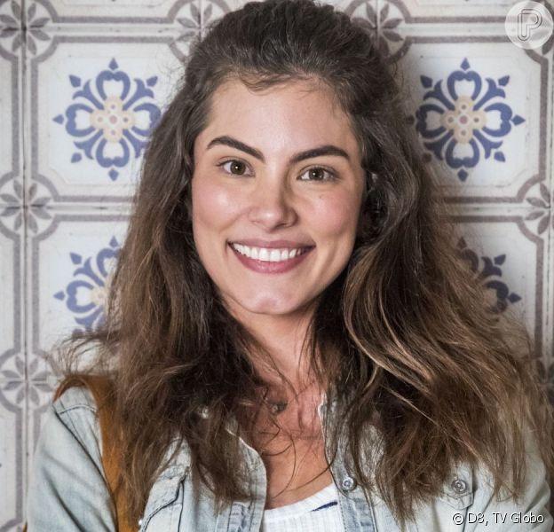 Joana (Bruna Hamú) não é filha de Maria da Paz (Juliana Paes) na novela 'A Dona do Pedaço'